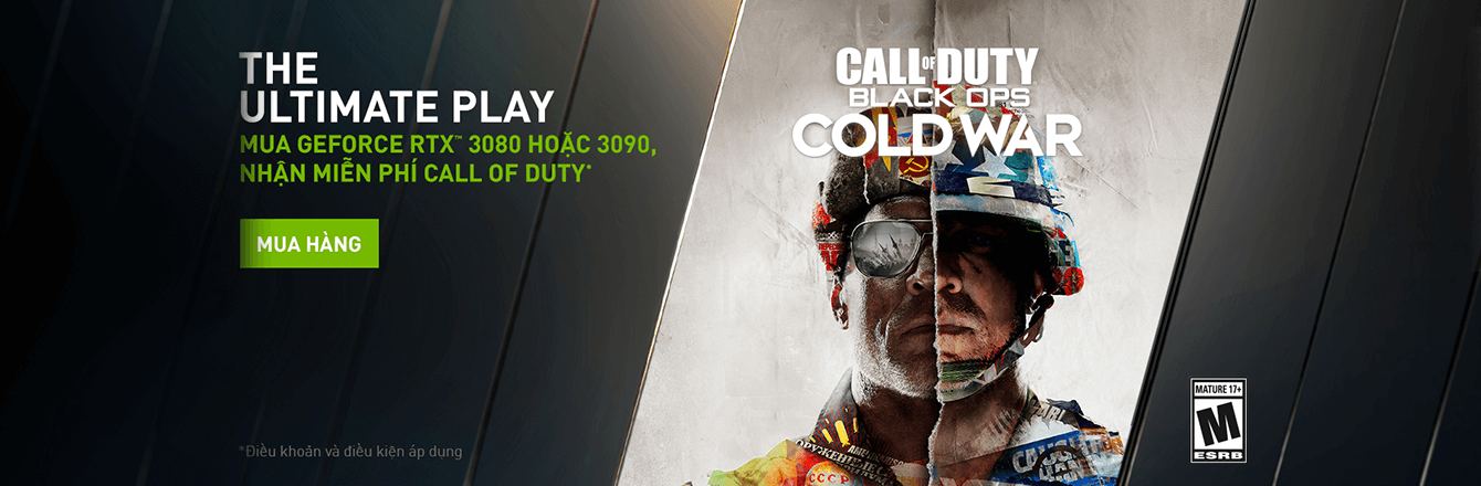 LKMT RTX 3090/3080 Call of Duty
