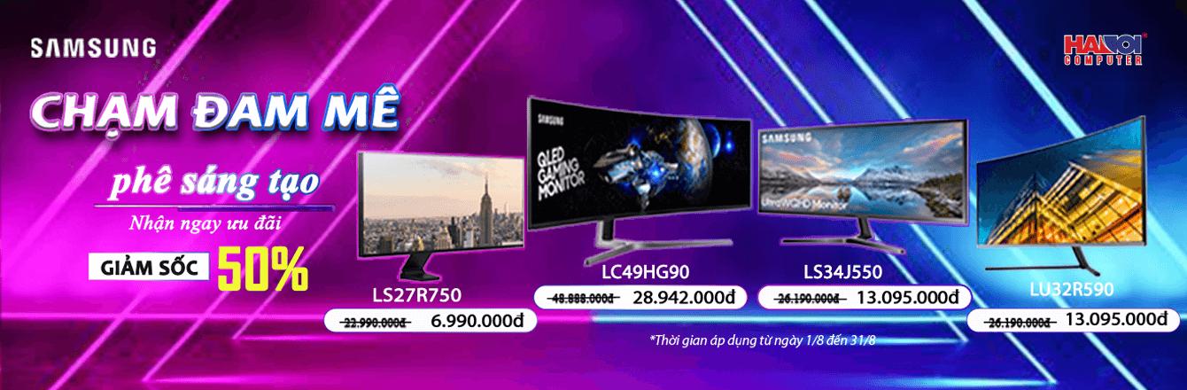 Màn hình Samsung Giảm 50%