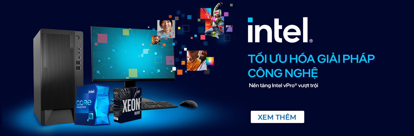 Intel - GIẢI PHÁP TOÀN DIỆN HÓA - nhóm hàng