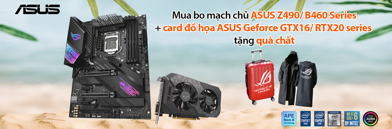Mainboard Asus B460 Z490 t7