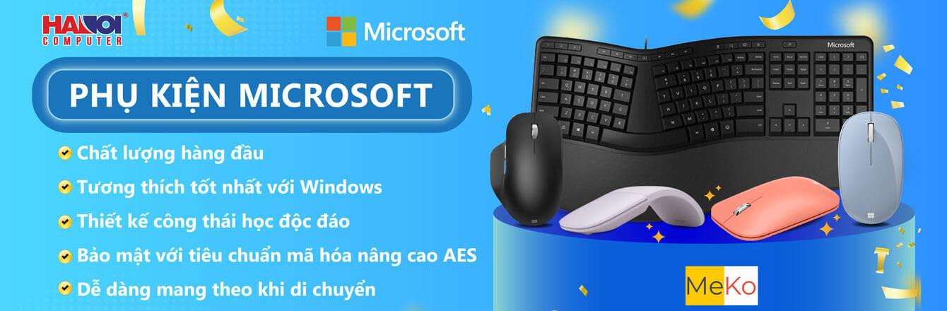 GEAR Chuột Microsoft