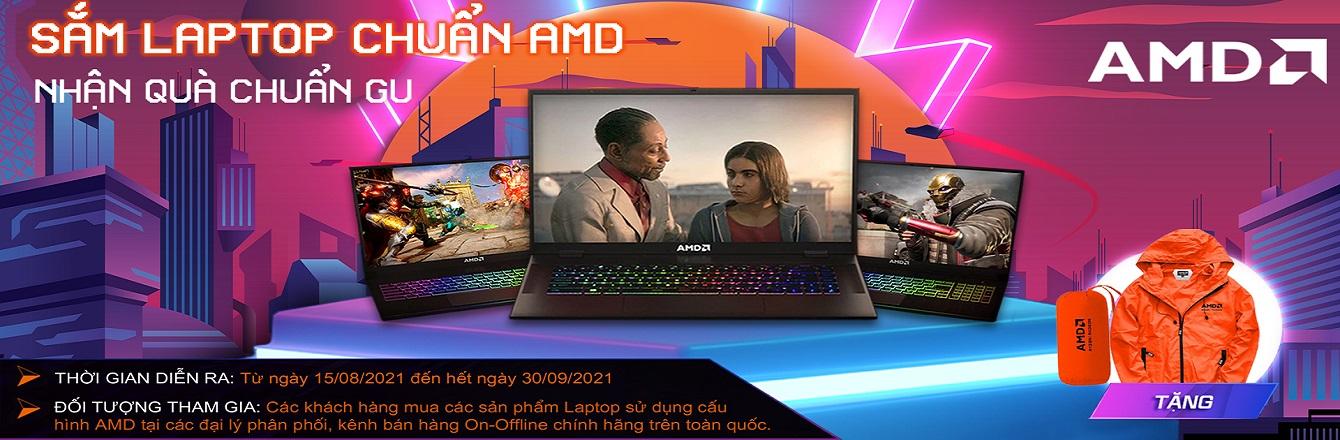 SẮM LAPTOP CHUẨN AMD - nhóm hàng