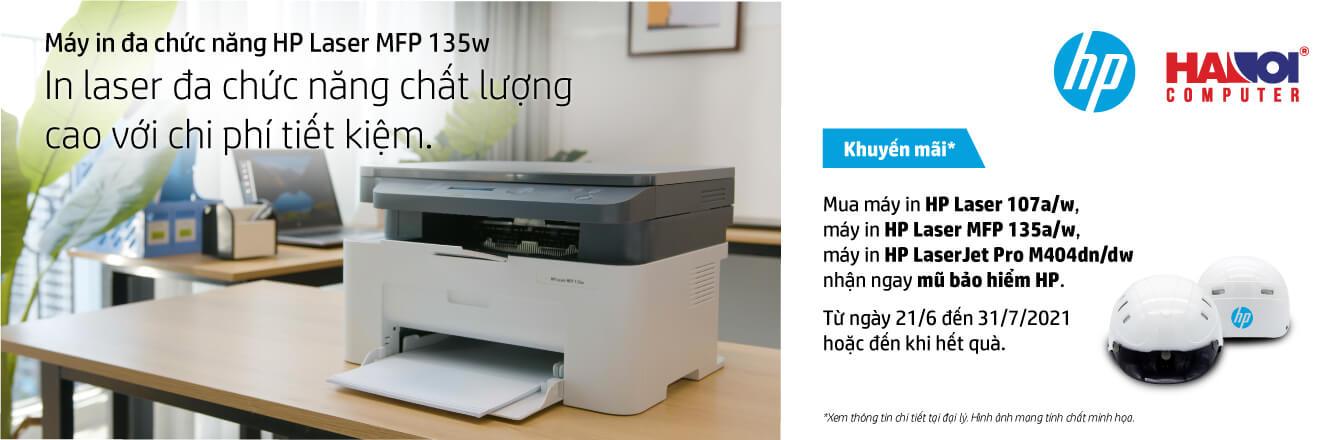 Mua máy in HP Laser - nhóm hàng 1