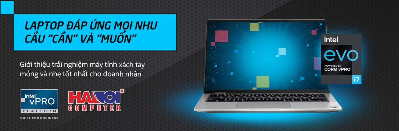 Laptop Intel Q3 - Nhom hang