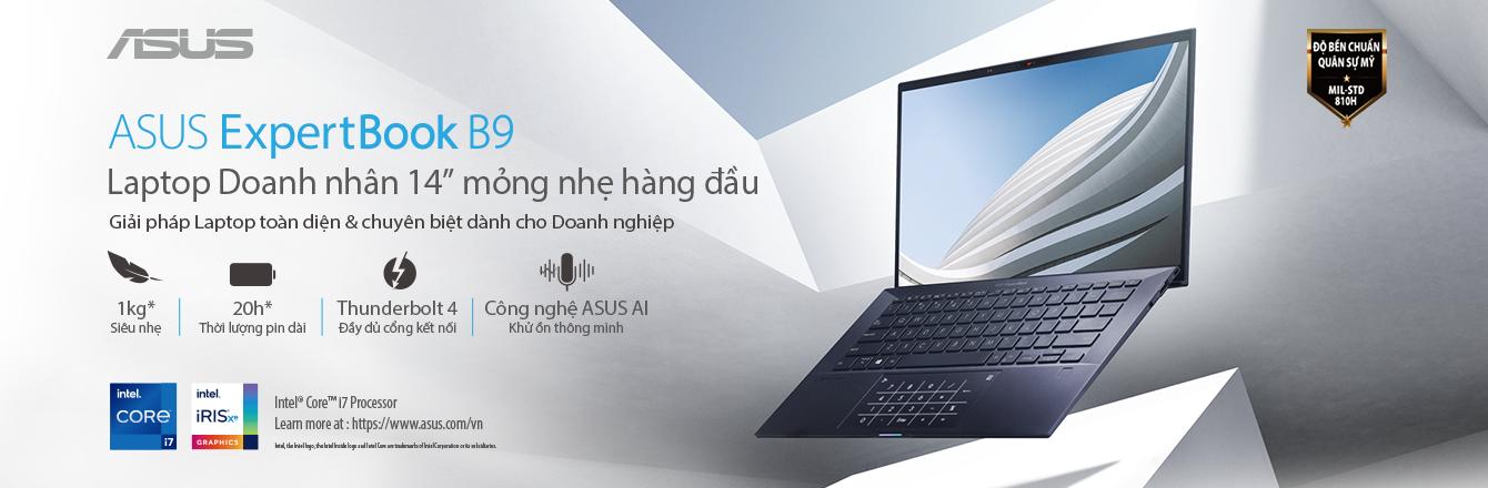 Laptop Asus B9