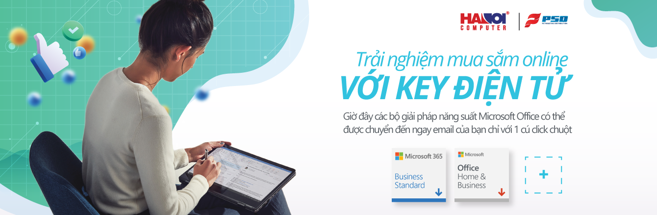 Microsoft Office - PSD - Nhom hang
