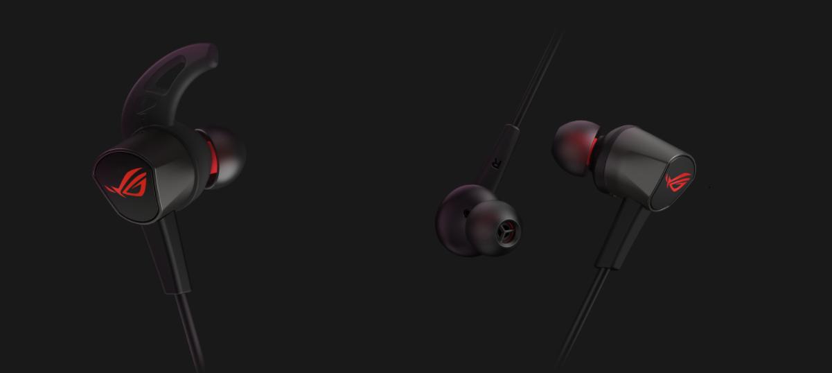 Tai nghe chơi game Asus ROG Cetra II Core có thiết kế cao cấp
