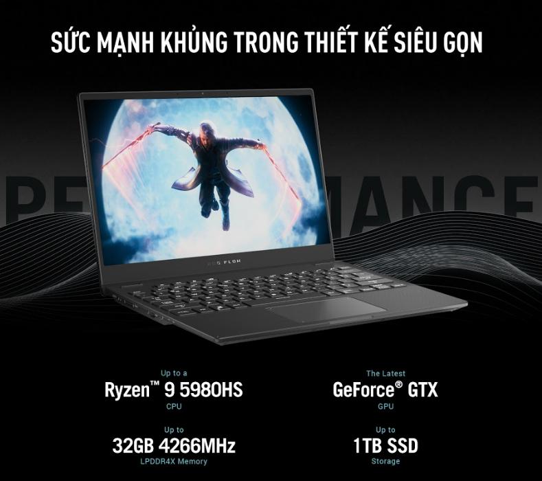 Laptop Asus Gaming ROG Flow X13-2