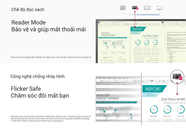 Flicker Safe - Reader Mode