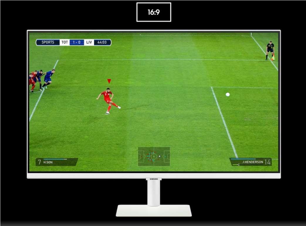 Tính Năng Ultrawide Game View