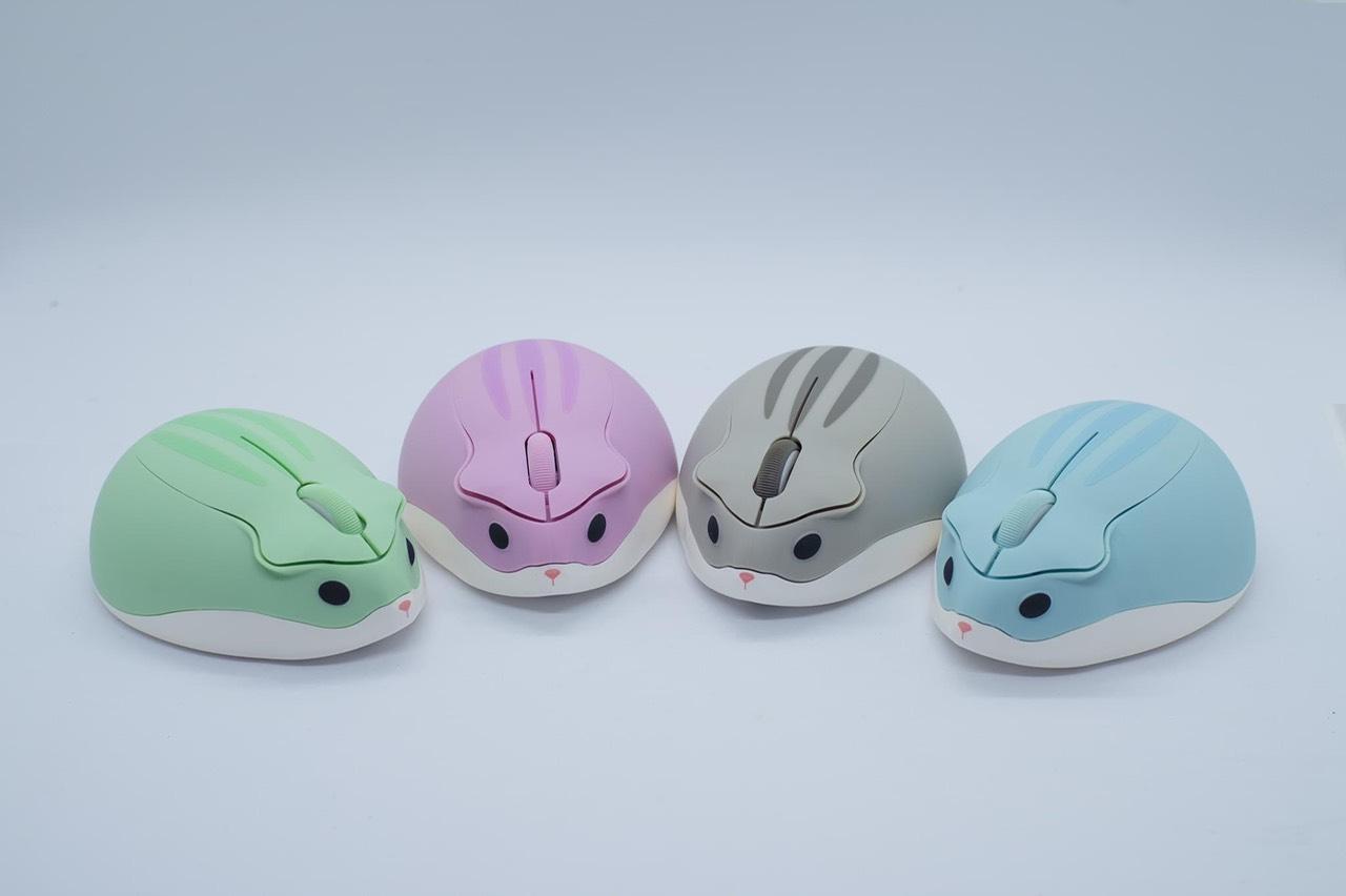 Chuột AKKO Hamster Wireless Taro dành cho phái nữ