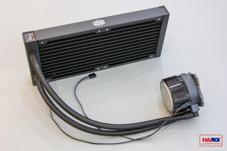 Tản nhiệt nước CPU Cooler Master MasterLiquid ML240 ILLUSION ARGB Gen2 giới thiệu