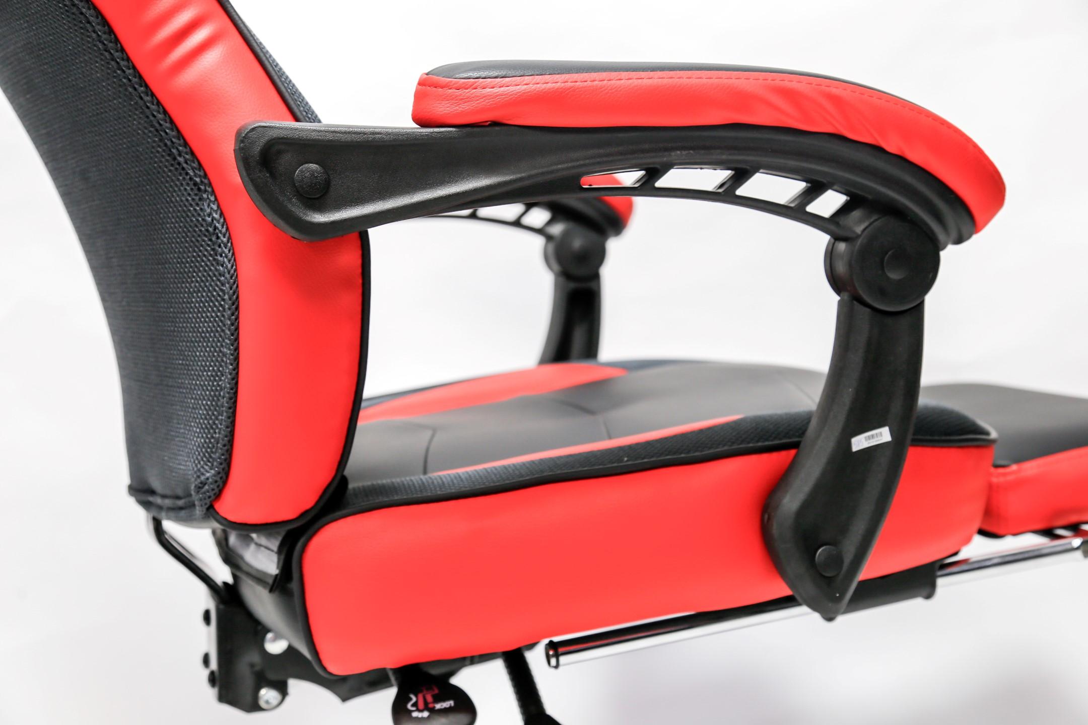 Ghế Gamer E-Dra Jupiter M Black V2 (EGC204) có thể điều chỉnh tay ghế