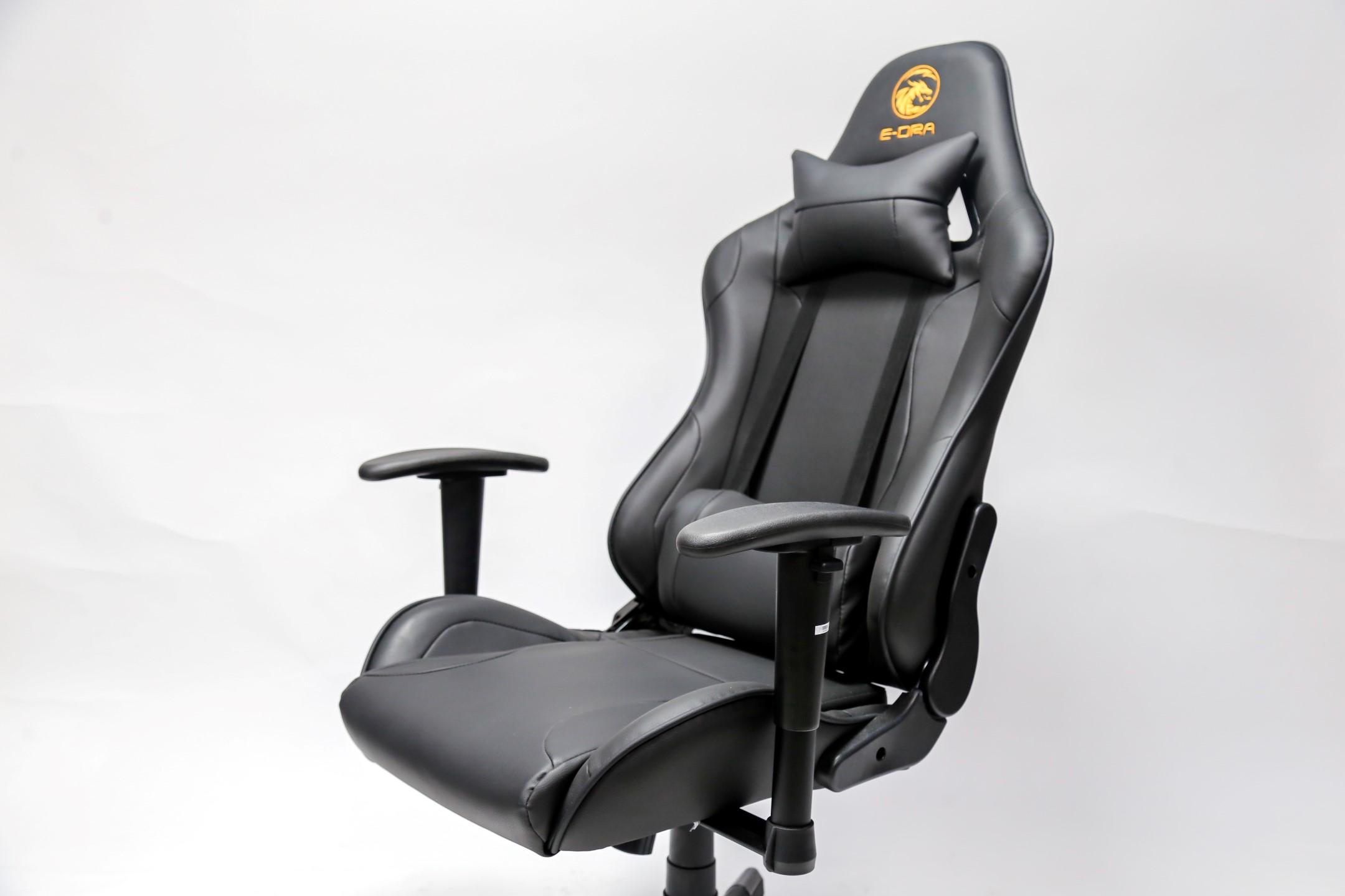 Giới thiệu Ghế Gaming E-dra Mars EGC202 Black