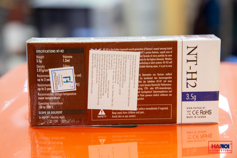 Keo tản nhiệt NOCTUA NT-H2 3.5g giới thiệu 2
