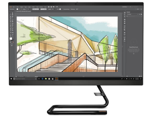 PC Lenovo IdeaCentre All in One 3 24IIL5