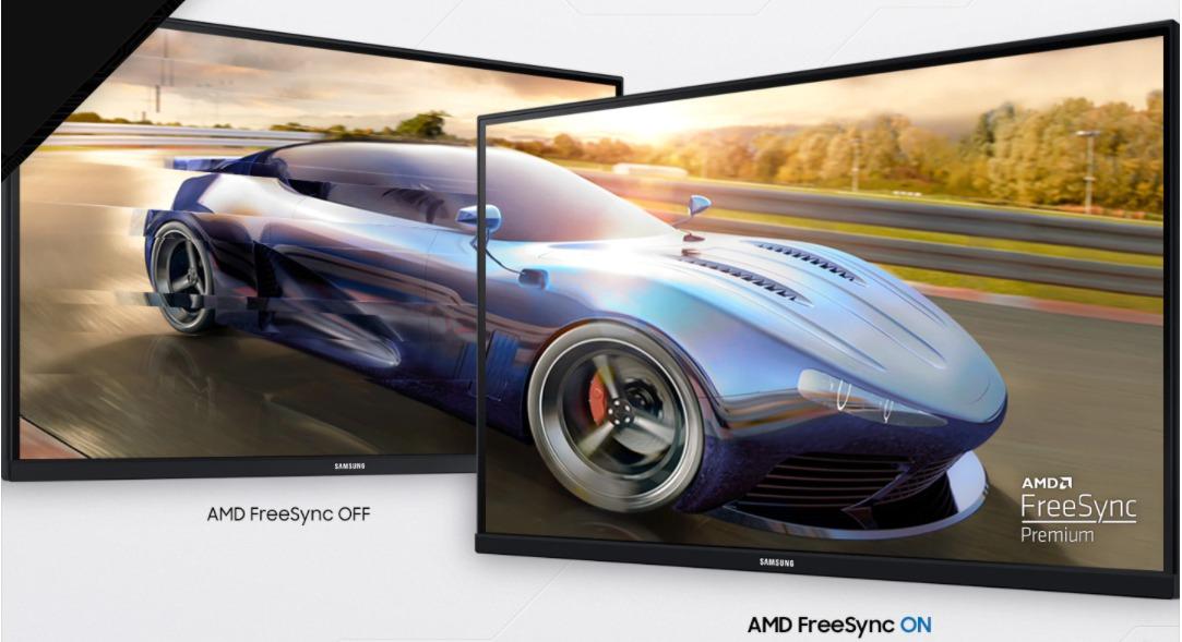 Công Nghệ AMD FreeSync Premium
