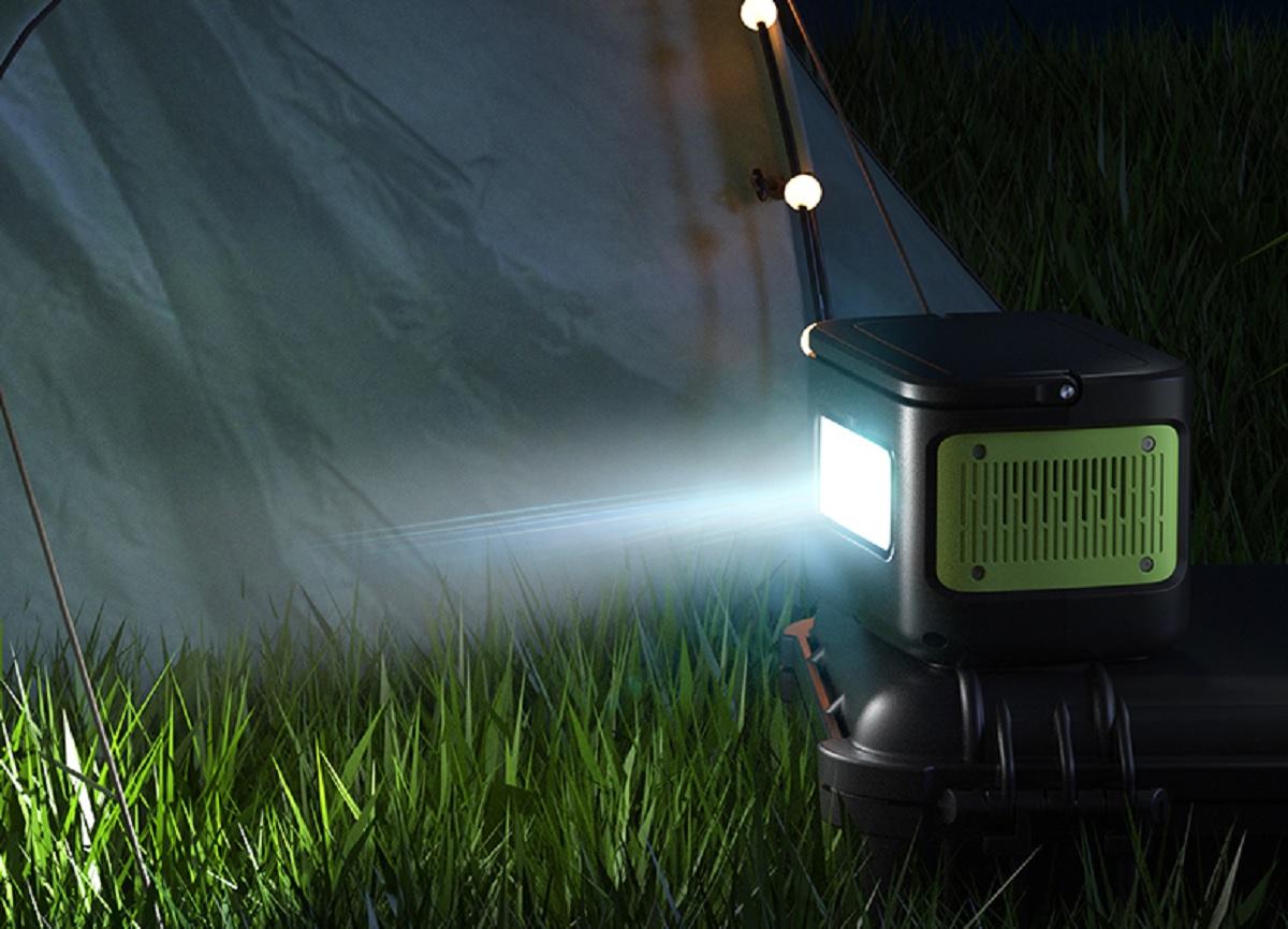 Đèn led Bộ lưu điện du lịch PISEN PS-CL026C35