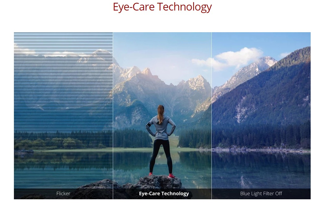 Màn hình Viewsonic VA2718-SH-eyescare