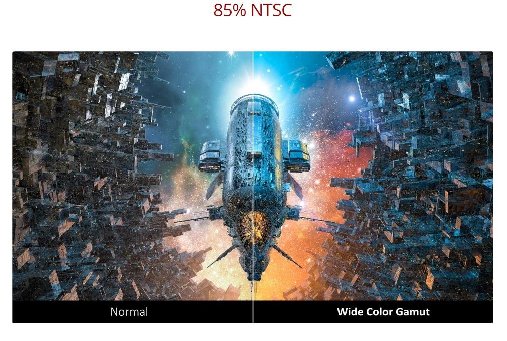 85% NTSC