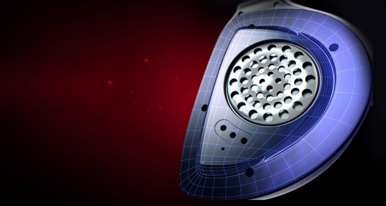 Tai nghe Asus ROG Delta Core có thiết kế góc cạnh