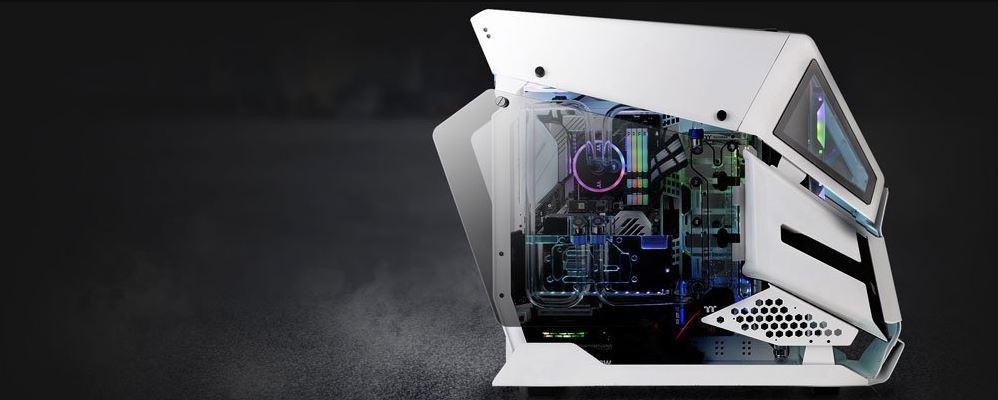 Vỏ Case Thermaltake AH T600 Snow  (Full Tower/Màu Trắng ) giới thiệu 5