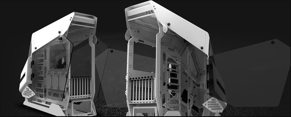 Vỏ Case Thermaltake AH T600 Snow  (Full Tower/Màu Trắng ) giới thiệu 4