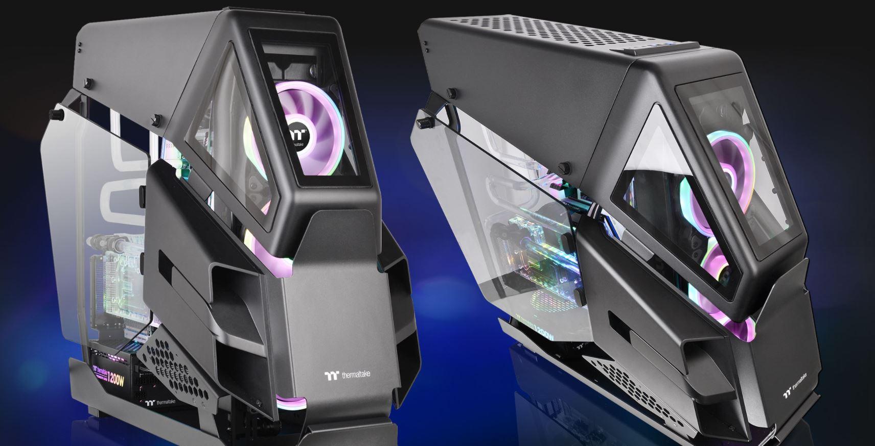 Vỏ Case Thermaltake AH T600  (Full Tower/Màu Đen ) giới thiệu 2