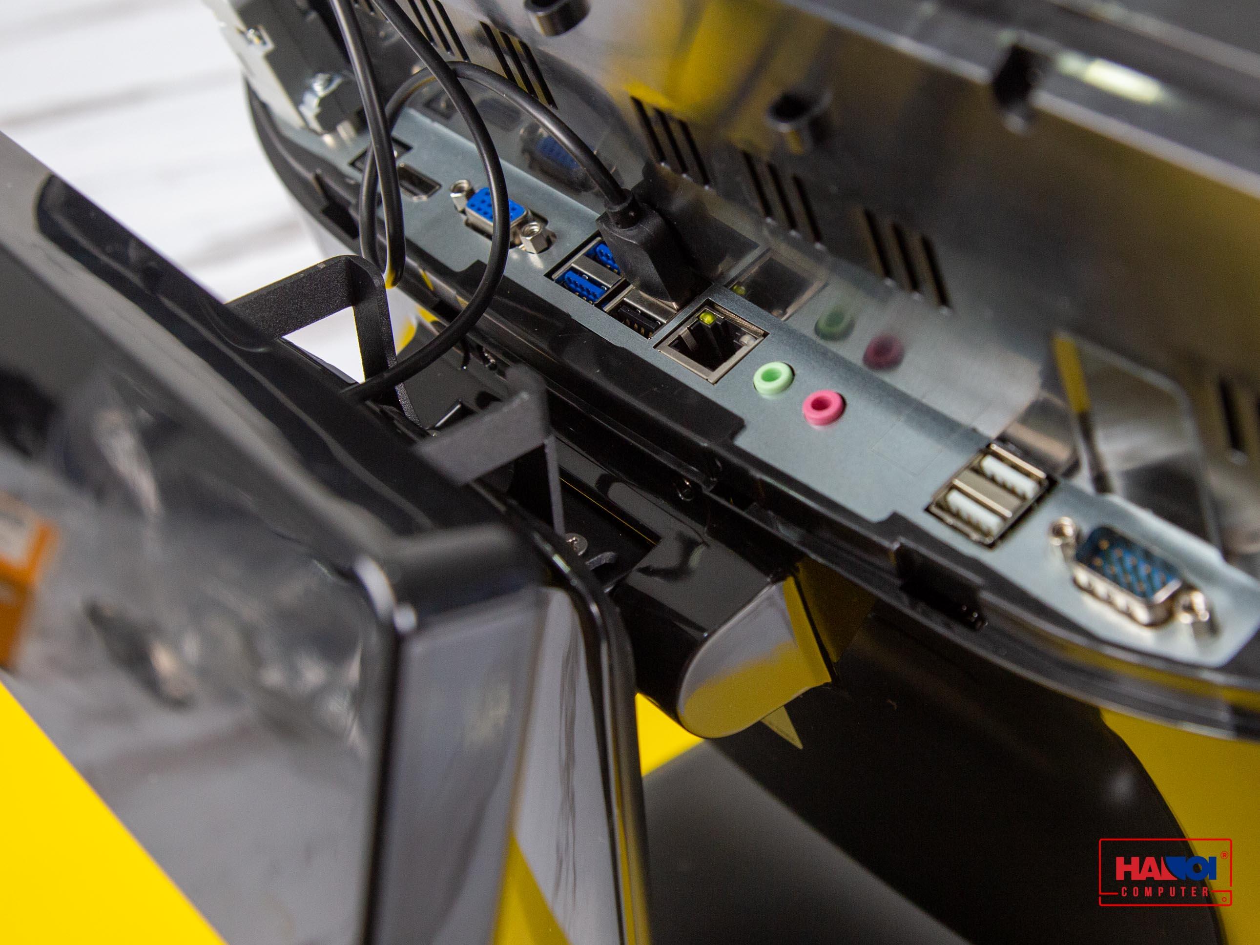 Đa cổng kết nối Máy POS bán hàng SC-110C