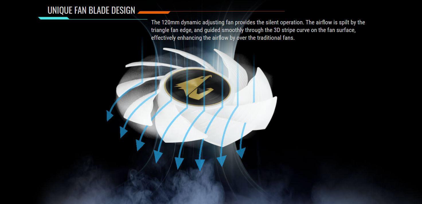 Tản nhiệt nước CPU AIO GIGABYTE AORUS WATER FORCE X 360 giới thiệu 13