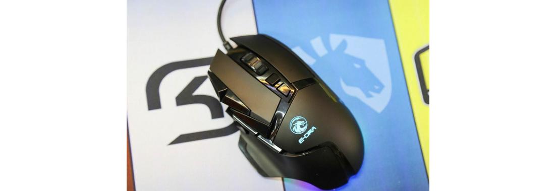 Chuột chơi game E-Dra EM6502 trang bị led RGB nổi bật