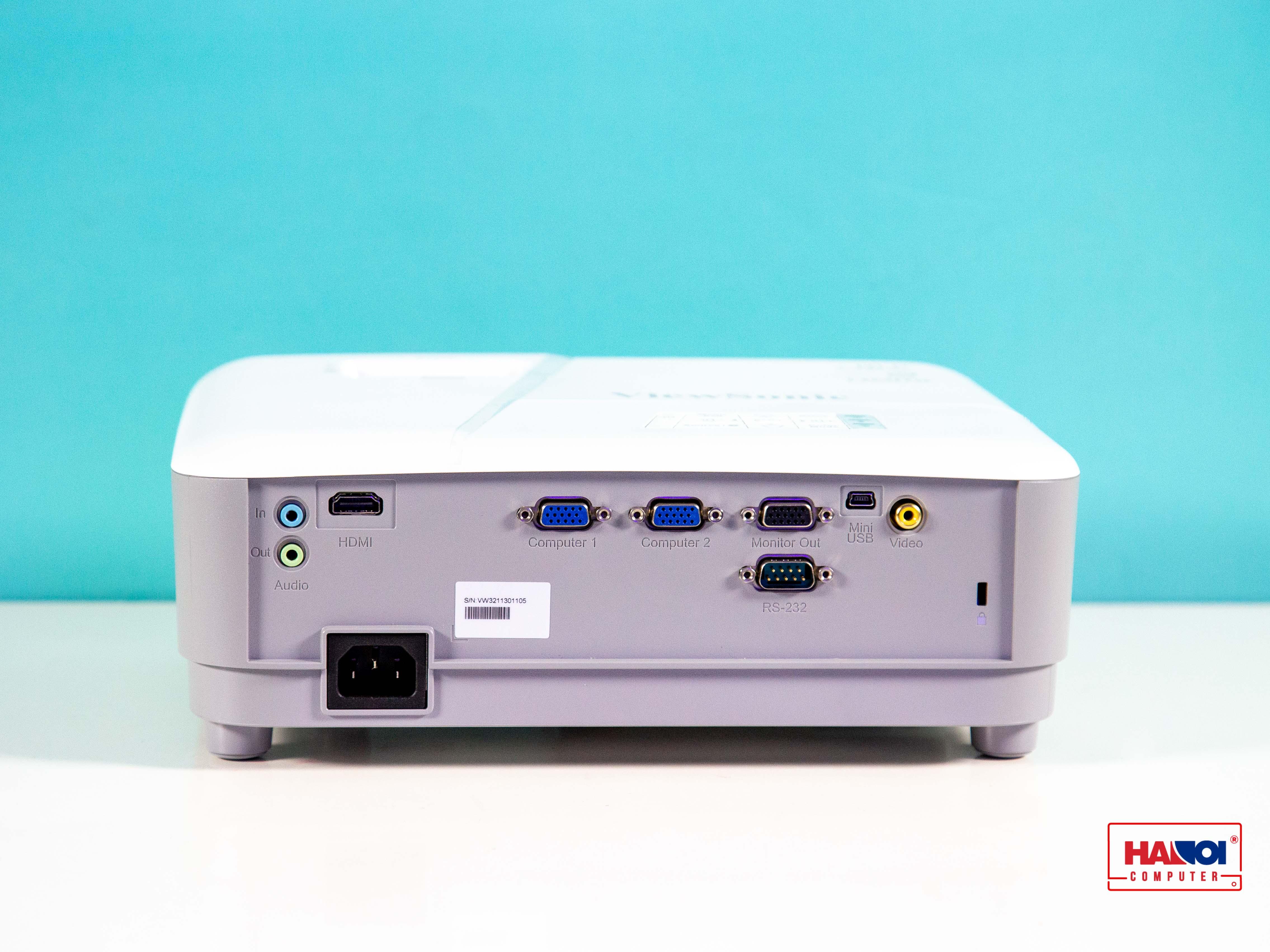 Cổng kết nôi Máy chiếu đa năng Viewsonic PA503XB