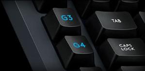 Bàn phím cơ Logitech G613 Wireless Mechanical Gaming 5