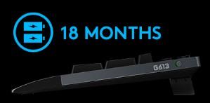 Bàn phím cơ Logitech G613 Wireless Mechanical Gaming 3