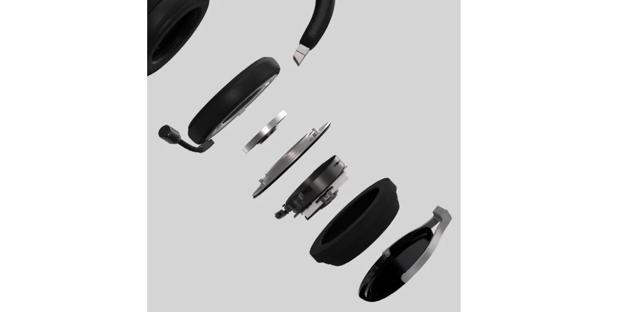 Tai nghe không dây Gaming Corsair Virtuoso RGB SE Gunmetal (CA-9011180-AP) mang lại chất lượng âm thanh cao cấp