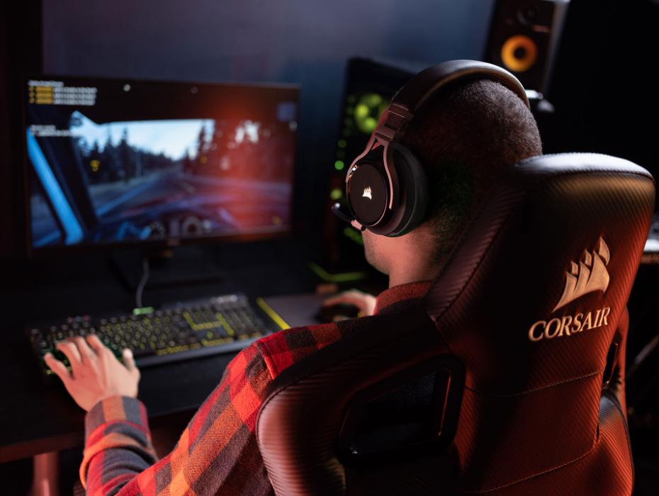 Tai nghe không dây Gaming Corsair Virtuoso RGB Carbon (CA-9011185-AP) được chứng nhận đến từ Discord