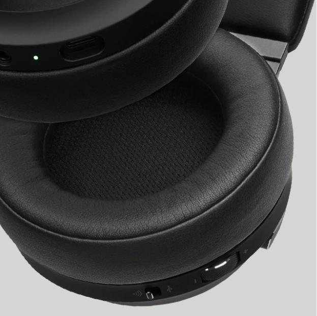 Tai nghe không dây Gaming Corsair Virtuoso RGB Carbon (CA-9011185-AP) mang lại sự thoải mái tối đa