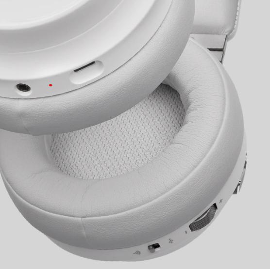 Tai nghe không dây Gaming Corsair Virtuoso RGB White (CA-9011186-AP) mang lại sự thoải mái lâu dài