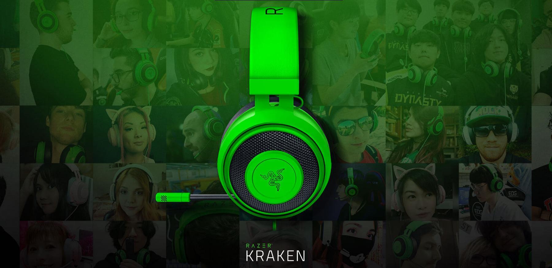 Tai nghe Razer Kraken Multi Platform Wired Gaming Headset Quartz RZ04-02830300-R3M1