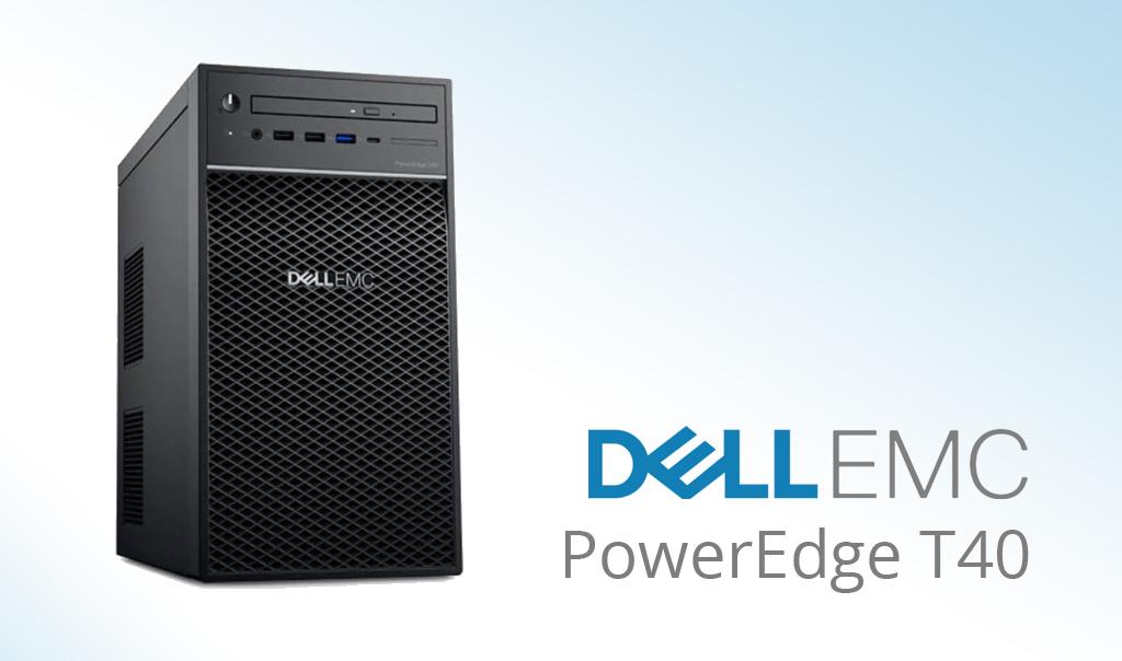 Server Dell PowerEdge T40
