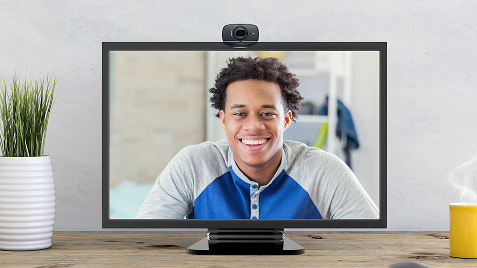 Webcam Logitech HD C525 2