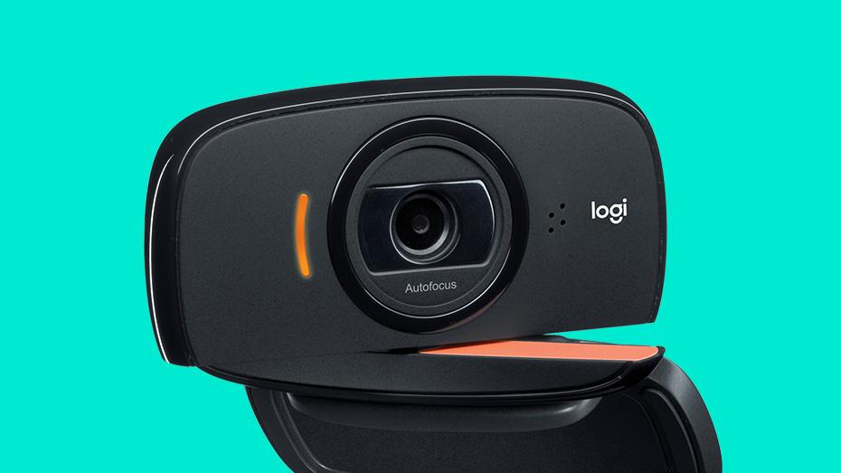 Webcam Logitech HD C525 4