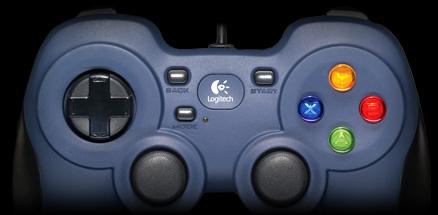 Tay cầm chơi game có dây Logitech F310 2