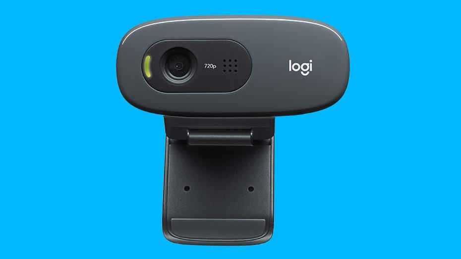 Webcam Logitech HD C270 2