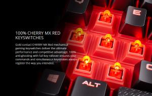 Bàn phím cơ Corsair K68 - Cherry MX Red 1