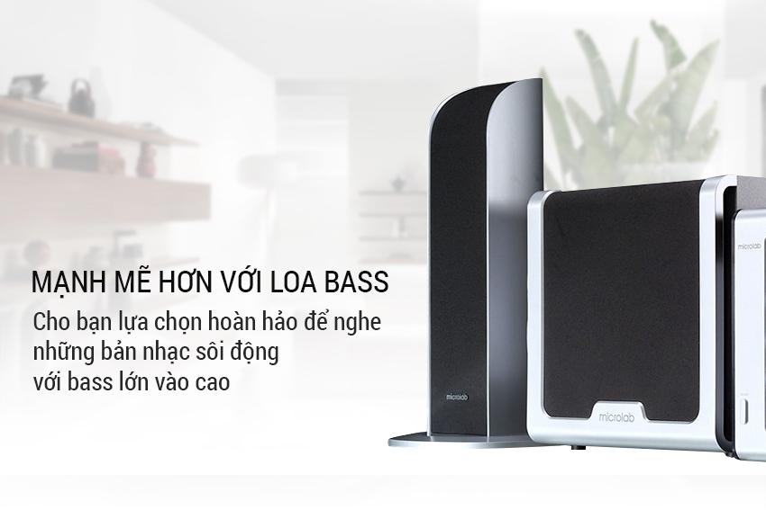 Loa Microlab FC361 - 2.1 3