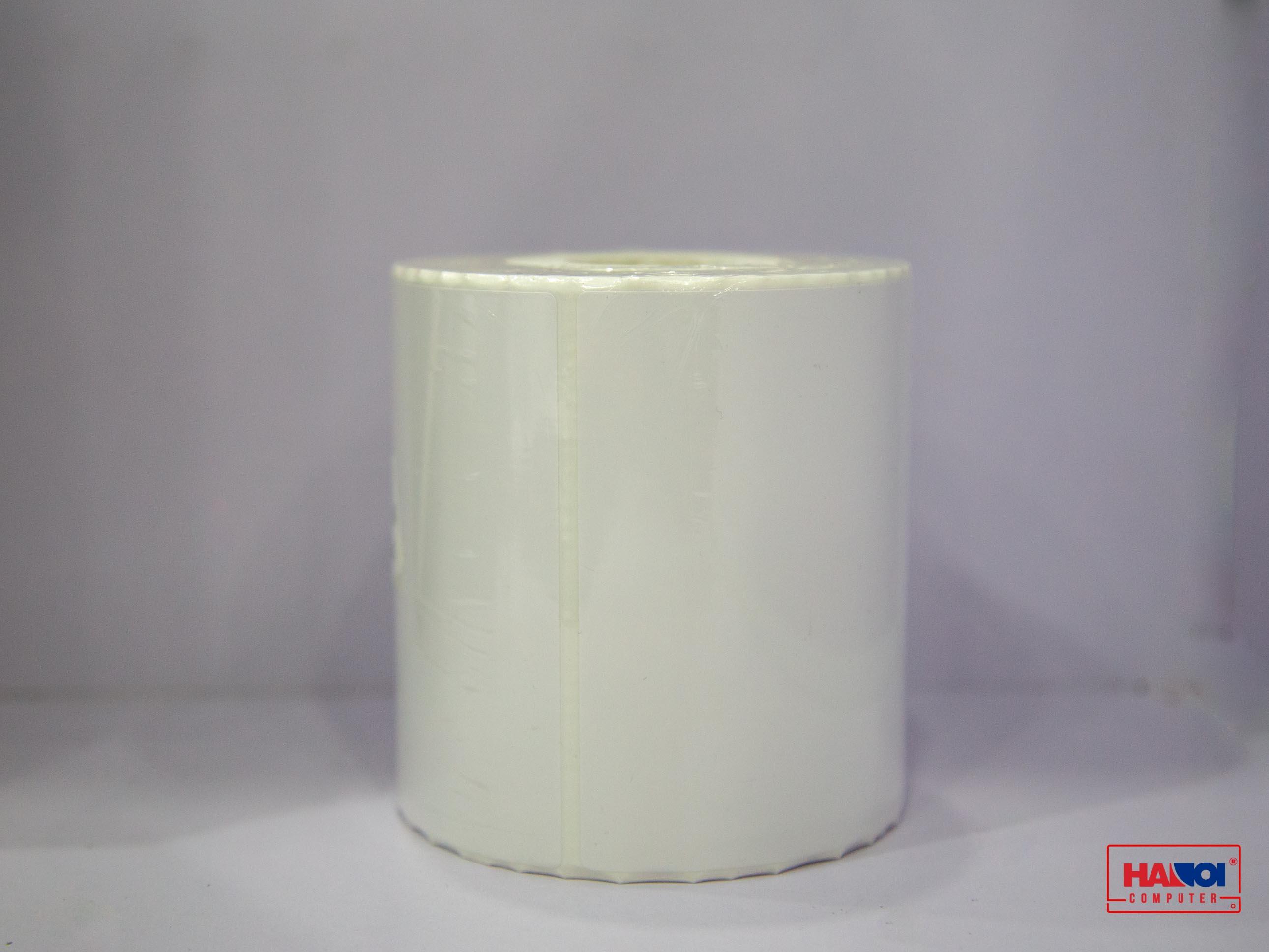 Giấy decal nhiệt 100x150x50m ( 1 tem 1 hàng ) - Tem Shopee_001