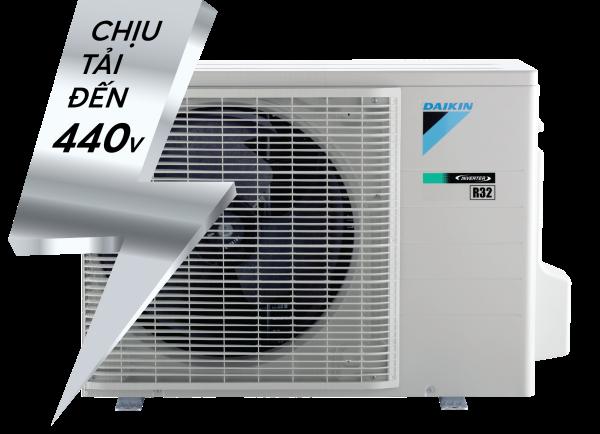 Điều hòa nhiệt độ 2 chiều Daikin Inverter 18000BTU FTHF50VVMV/RHF50VVMV 7