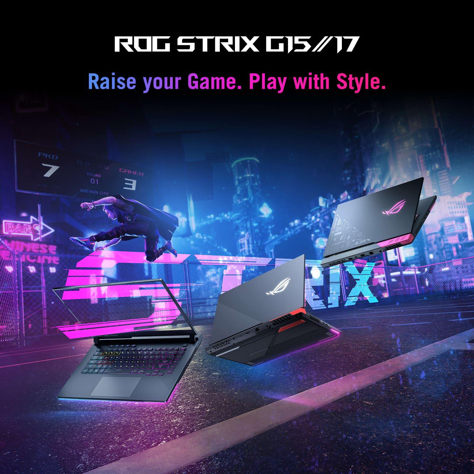 Laptop Asus Gaming ROG Strix G713-1
