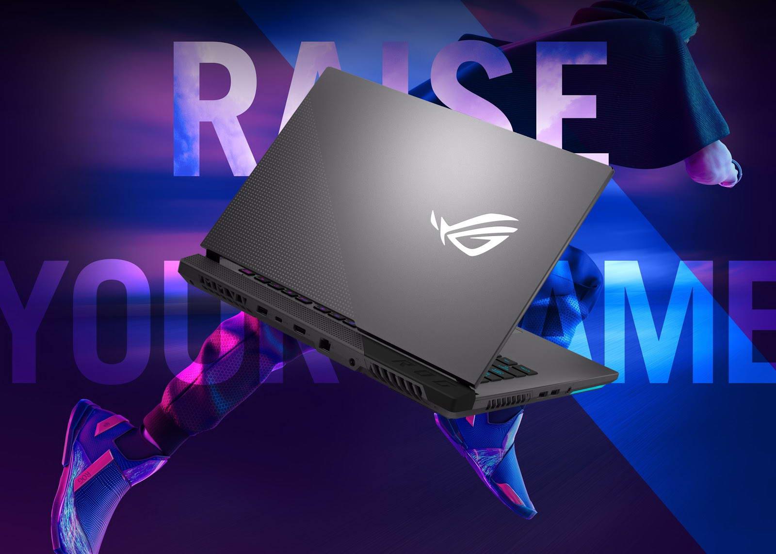 Laptop Asus Gaming ROG Strix G713-2